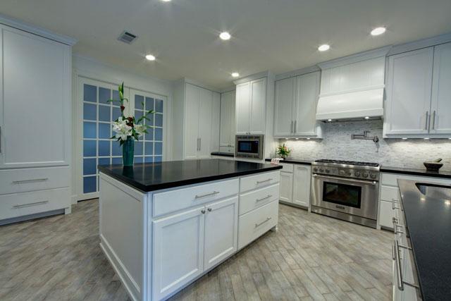 home remodeling, kitchen