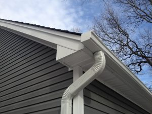 Make sure you get your gutters right before Fall comes!
