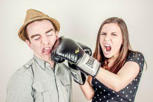 Couple Arguementing