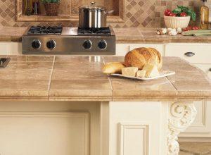 Kitchen Counter Tile