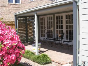 Patio Cover Installation Example 10
