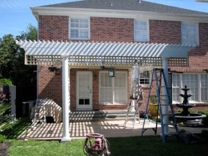 Patio Cover Installation Example 24