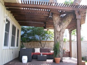 Patio Cover Installation Example 28